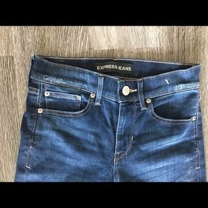 New Express Jeans 00R